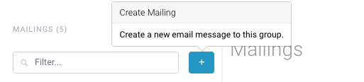 Create your email newsletter campaign
